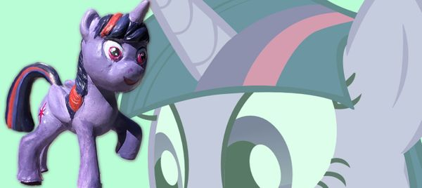 Statue Twilight Sparkle